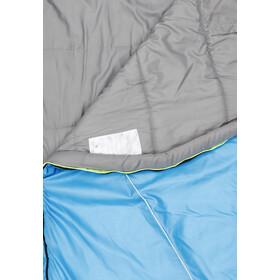 Grüezi-Bag Cloud Sac de couchage momie, True Blue